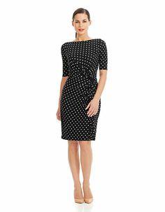 Women's | Dresses | Printed Matte Jersey Ruffled Dress | Hudson's Bay