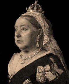 HM Queen Victoria