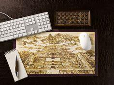 북궐도패드 (The Painting of Bukgwol desk pad)