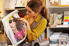 Olivia Palermo | Who's that girl