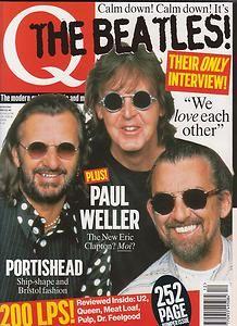 Q Magazine: The Beatles