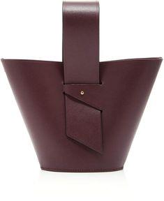 Carolina Santo Domingo Amphora Mini Top Handle Bag #top-handlebags