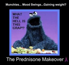 The Prednisone Makeover