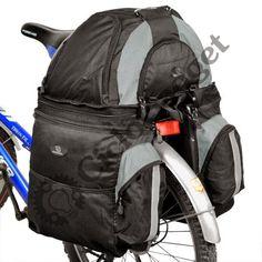Accesorios y gadgets para bicicleta: Viajar en bicicleta