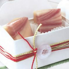 Surprise the ones you love with a boxes of decadent White Chocolate Raspberry Fudge for Valentine's Day.