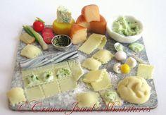 Making ravioli by Crown Jewel Miniatures
