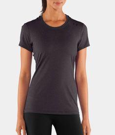 quality design 9bdaa 4139a Women s HeatGear® Sonic Short Sleeve   Under Armour track practice Tee  Shirts, Tees
