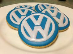 VW car logo for the enthusiast.