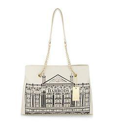 Harrods Cambridge Shoulder Bag   Harrods