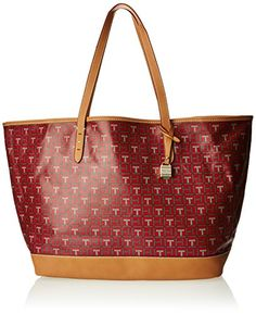 Tommy Hilfiger Monogram Coated Logo Canvas WP Trim Shoulder BagRedMultiOne Size * Want to know more, click on the image.Note:It is affiliate link to Amazon.