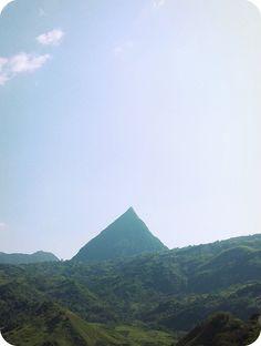 Cerro Tusa, Antioquia (Colombia). Pirámides naturales dispersas por el mundo - 101 Lugares increíbles