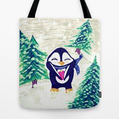 Joy Tote Bag by Megan Spencer - $22.00