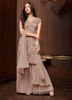 Wedding Salwar Suits, Off White Designer, Sharara Suit, Palazzo Suit, Salwar Kameez Online, Designer Salwar Suits, Lehenga Choli, Anarkali, Fashion Over 50