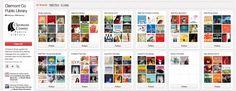 Artículo de Nieves González sobre el uso de Pinterest en bibliotecas