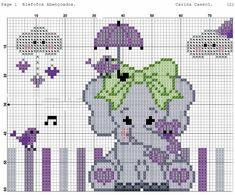 Baby Cross Stitch Patterns, Cross Stitch Baby, Cross Stitch Charts, Pixel Crochet Blanket, Graph Crochet, Plastic Canvas Crafts, Plastic Canvas Patterns, Cross Stitching, Cross Stitch Embroidery