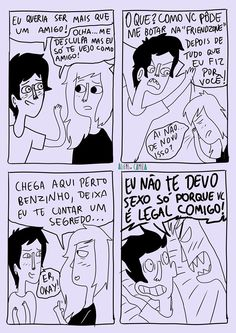 Para enviar colaborações, acesse: frasespoesiaseafins.tumblr.com/submit Lgbt, Power To The People, Cry For Help, Just Girl Things, Some Quotes, Girl Problems, Fujoshi, Powerful Women, Comic Strips