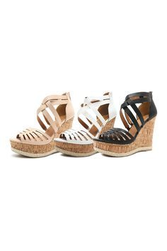 Women s Wedge- Clemence Wedge cfd814affd0db