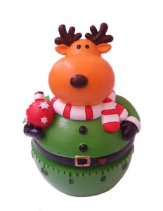 Christmas Elk (Reindeer) Decor Kitchen Timer, Christmas Countdown Timer on Made-in-China.com