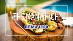 Sulten? Vi viser deg hvordan du lager Manwich. Baked Potato, Tacos, Potatoes, Mexican, Baking, Ethnic Recipes, Food, Bread Making, Meal