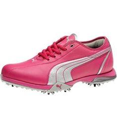 Royal Tee Women's Golf Shoe | #golf4her #puma #golf
