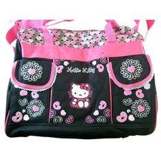 Sanrio Hello Kitty Diaper Bag  Kitty Baby Bag.