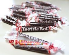 Tootsie Roll Prank....Oh my goodness, what a wonderful idea!