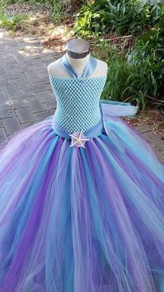 Little mermaid Tutu