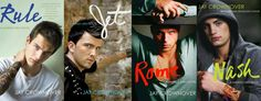 Reading Order - Marked Men series by Jay Crownover