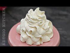 Crema de frisca , reteta de crema pentru tort si prajituri - YouTube Whipped Cream, Fondant, Icing, Goodies, Butter, Desserts, Unt, Frostings, Youtube