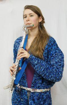 Ergonomical Flute Headjoint
