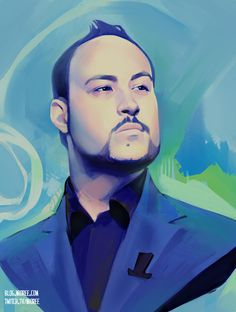 Totalbiscuit on Behance