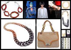 Trend Accessories: Oversized Links - S/S 2012