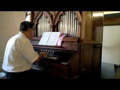 Órgão da Igreja da Ordem- Curitiba/Pr