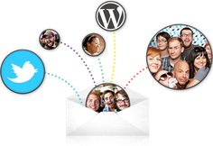 Mail Chimp - to create beautifully designed classroom email-newsletters?