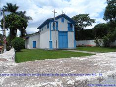 Capela de São Sebastião em Nova Lima, Minas Gerais,BR  Foto : Cida Werneck