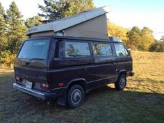 1985 VW Vanagon Westfalia Camper $6,000 in Phillips, Maine http://westfaliasforsale.com/1985-vw-vanagon-westfalia-camper-6000-phillips-maine/