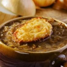 Camembert French Onion Soup