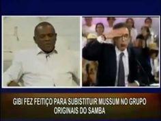 GIBI FOI O QUE FEZ TRABALHO DE MACUMBA PRO MUSSUM DOS TRAPALHOES