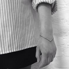 surprisingly I like this very much, it would make a nice friend bracelet tattoo, for example