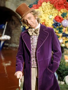 Rest in peace Mr. Willy Wonka