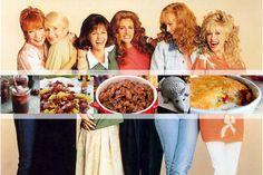 "Movie Food from ""Steel Magnolias"""