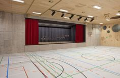 Gallery of Extension of the multifunctional double sports halls in the Eichi Centre Niederglatt / L3P Architects - 6