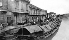 Manila, Philippines, early 20th Century by John T Pilot, via Flickr