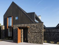 House 19 is a Fusion of Traditional Architectural Forms and Pragmatic Sustainability Features