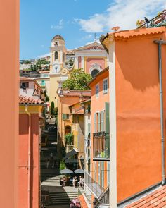 What to do in the French Riviera Villefranche-sur-Mer Beautiful Streets, Beautiful Hotels, Beautiful Beaches, Wanderlust Travel, Us Travel, Beach Travel, Travel Goals, Spain Travel, Antibes