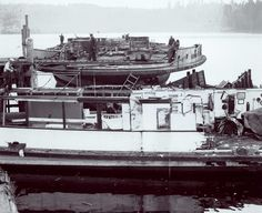 Adventures of the Blackgang: historicwharf: The storm damage of 1934. A 70…