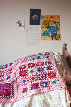 Corner of my daughther's room by Machteld M, via Flickr