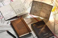 Moleskine The Hobbit Limited Edition Box Large Ruled Notebook Moleskine Limited Edition: Amazon.co.uk: Moleskine: Books
