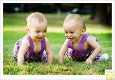 viviZ | Hollywood twins photography