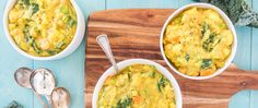 This nourishing curry recipe has irresistible flavor and is the ultimate comfort food dish.